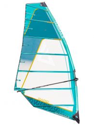 Windsurf Segel Freerace ohne Camber