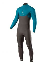 Extraordinary warm neo wetsuit Vision BZ Semidry for autumn and winter