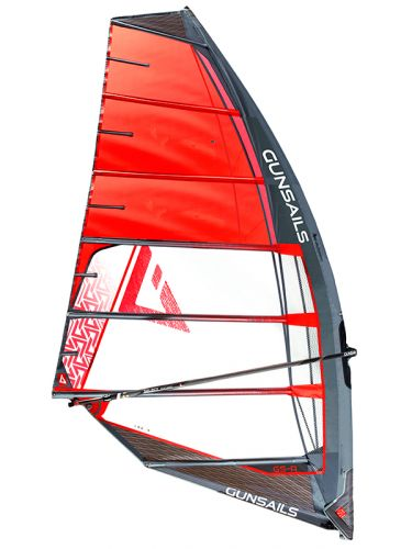 GUNSAILS | GS-R 2020 - 4 Cam Comp Voile Slalom Windsurf