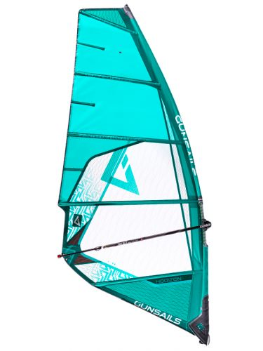 GUNSAILS | Horizon 2020 - Power Wave Windsurf Segel