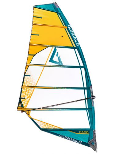 GUNSAILS | Rapid - No Cam Freerace Windsurf Sail