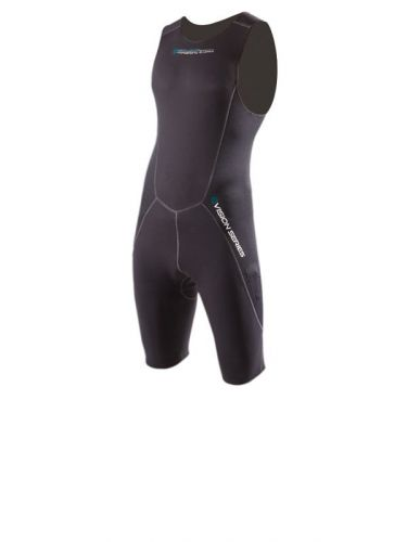 Sleeveless summer shorty Vision Monoshorty ideal neo wetsuit for stand up paddling or surfing