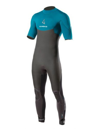 Very warm short sleeve neo wetsuit Vision BZ Steamer for autumn and colder summer days