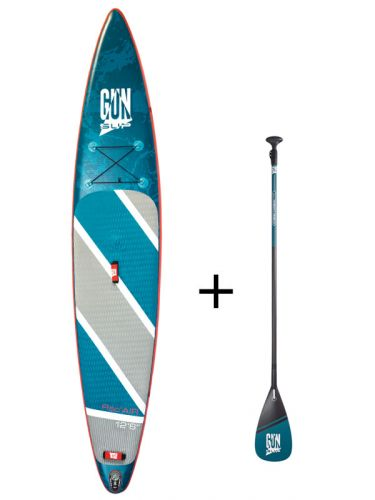 Inflatable SUP Board plus Carbon Paddel