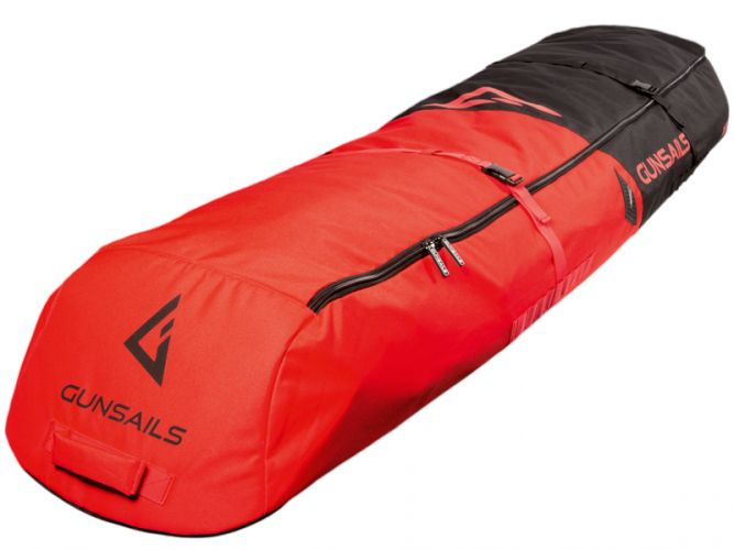 Gunsails windsurf Gearbag fos sails masts and booms