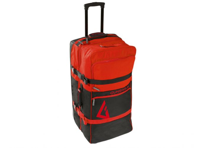 Gunsails windsurf travel bag Voyagerbag with wheels