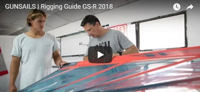 GUNSAILS | RIGGING GUIDE GS-R 2018