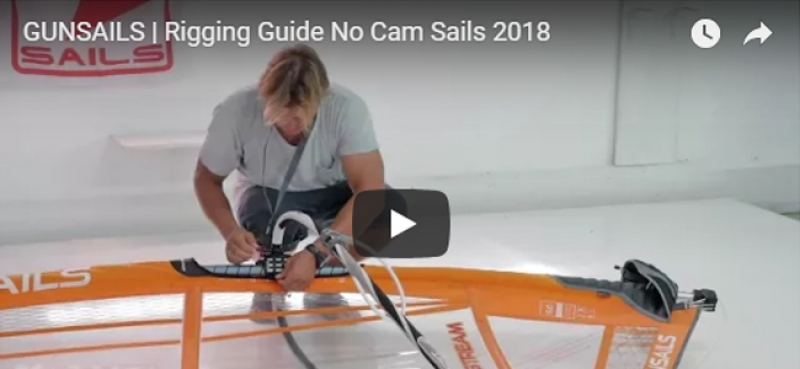 GUNSAILS | RIGGING GUIDE NO CAM SAIL