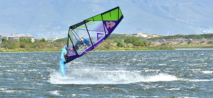 AIR CAMP | A WINDSURFING MOVIE WITH DUDU LEVI