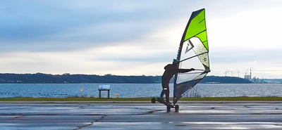 WINDSKATE SESSION WITH ANTON MUNZ FEATURING NICO PRIEN