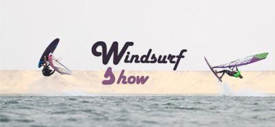 NEUES WINDSURF SHOW VIDEO MIT JULIEN MAS