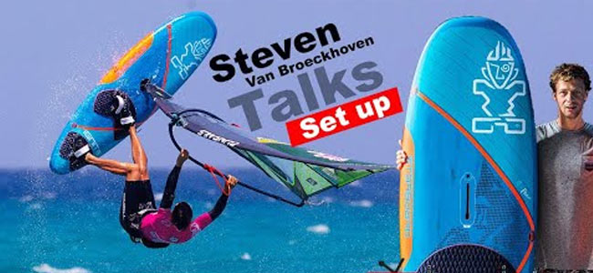 PRO ADVICE | GEAR SET UP BY STEVEN VAN BROECKHOVEN