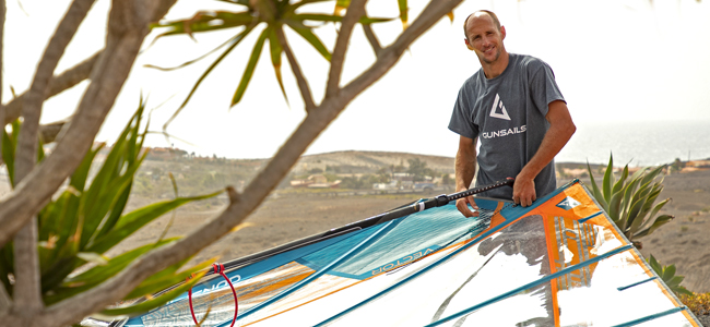 GUNSAILS | RIGGING GUIDE CAMBER SAILS