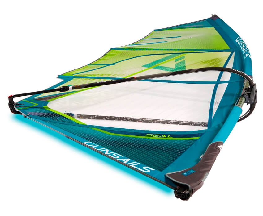 Windsurf Segel Programm