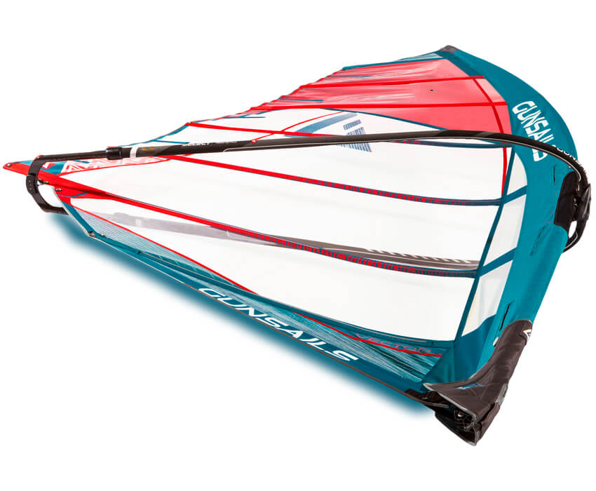 VECTOR Freerace Windsurf Segel